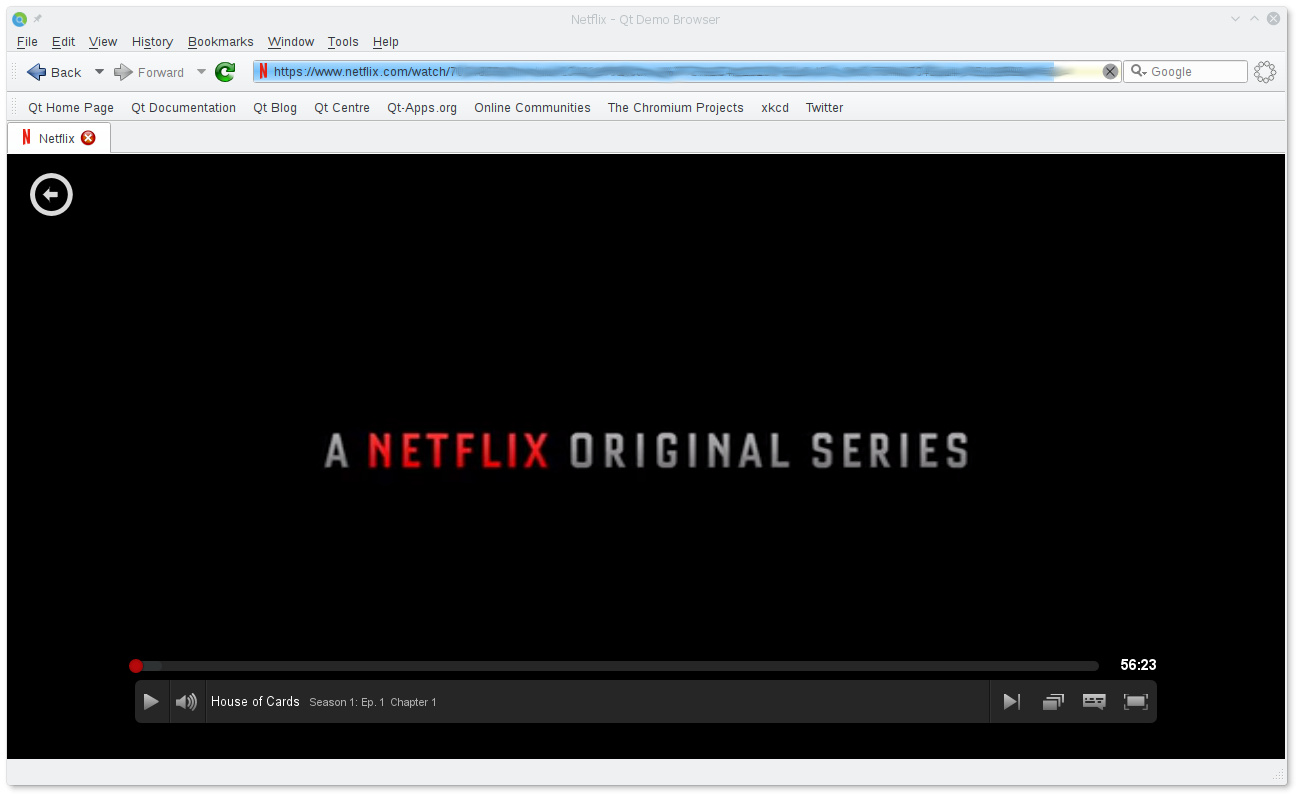 netflix-demobrowser
