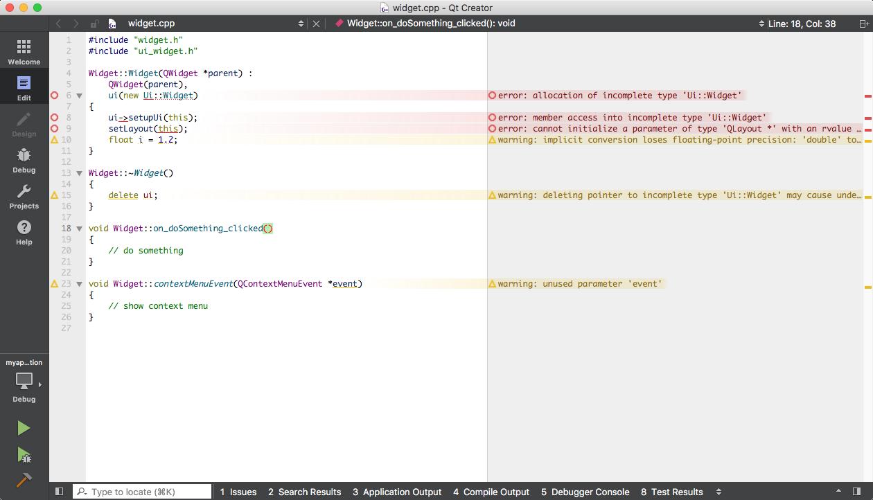 Qt Creator 4.4 Inline Annotations