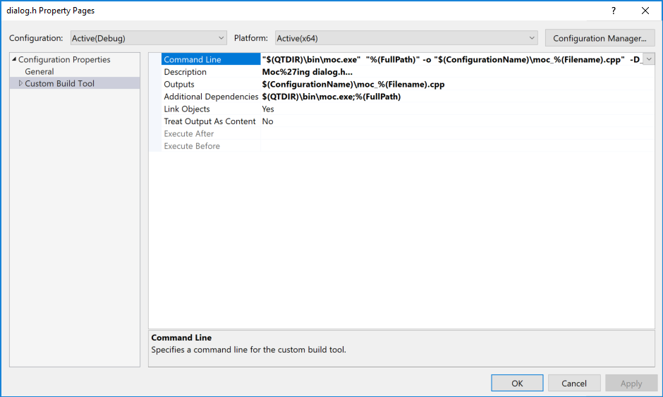 Qt in Visual Studio: A New Approach Based on MSBuild - Qt Blog