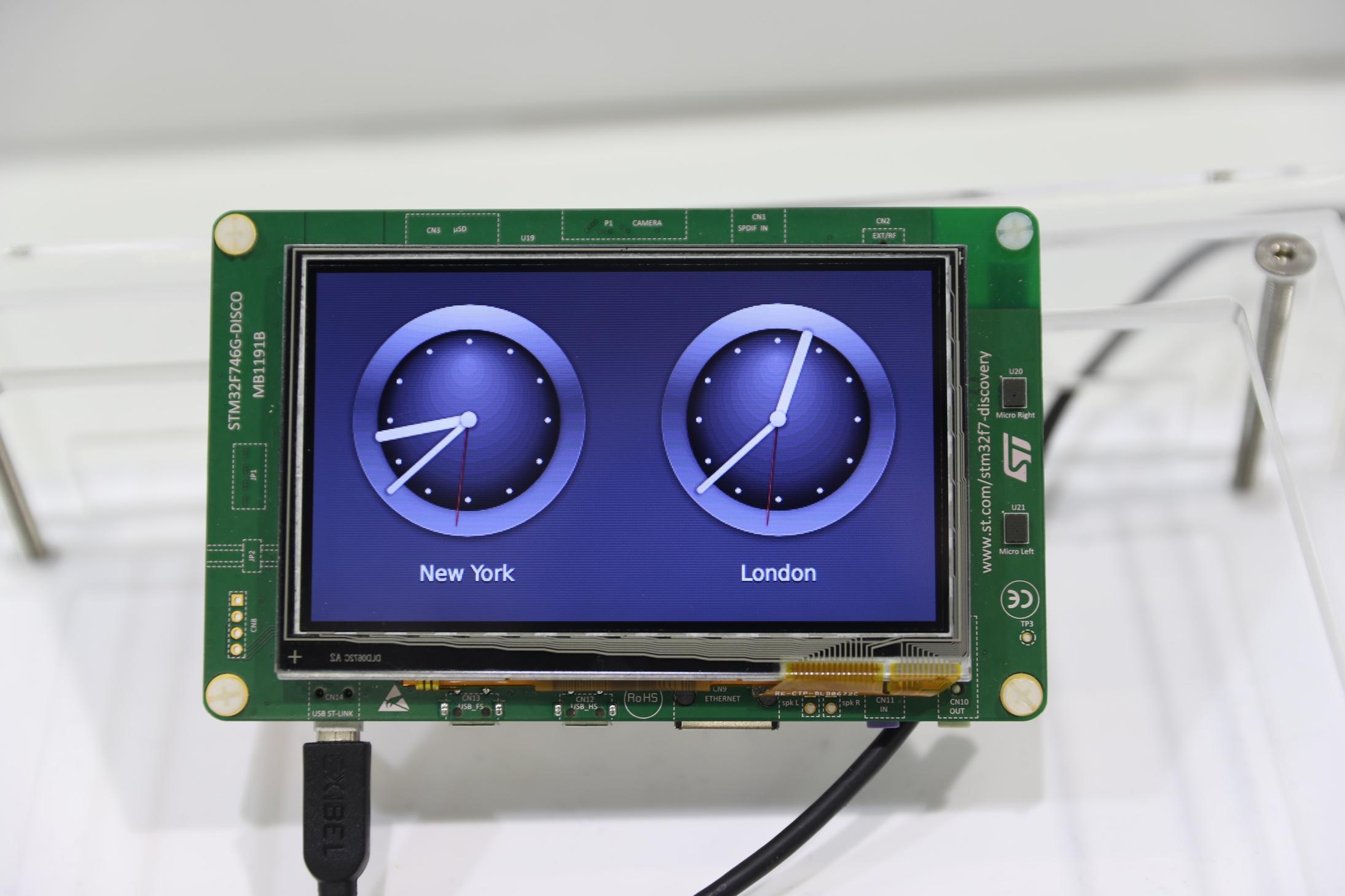 Qt on Microcontrollers (MCU) - Qt Blog