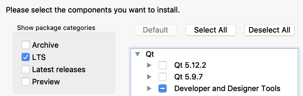 Updated Qt Installer Released